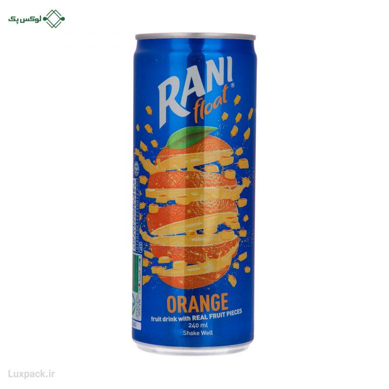 رانی پرتقال ۲۴۰ میلی لیتری